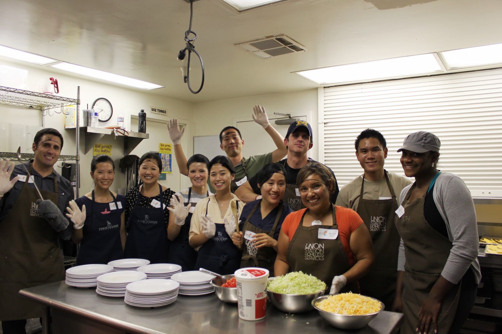 YLS adopt a meal 028