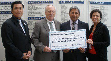Midnight Mission_CMF donation